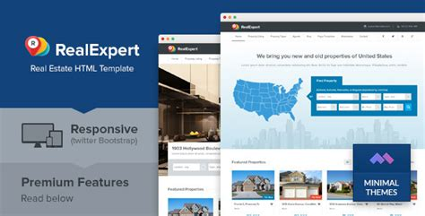 themeforest html templates responsive free download themeforest real expert download responsive real estate