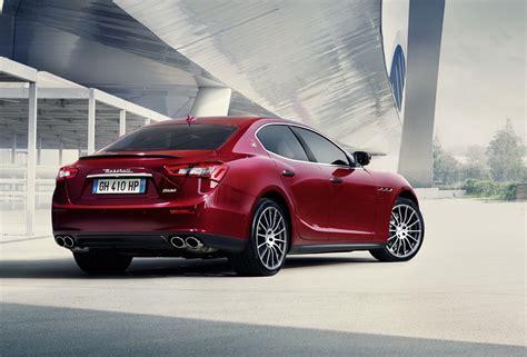 Maserati Ghibli Sport Edition Announced For Australia