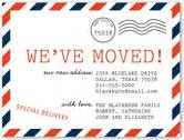 We Ve Moved Template by We Re Moving Cards Photo Moving Announcements Shutterfly