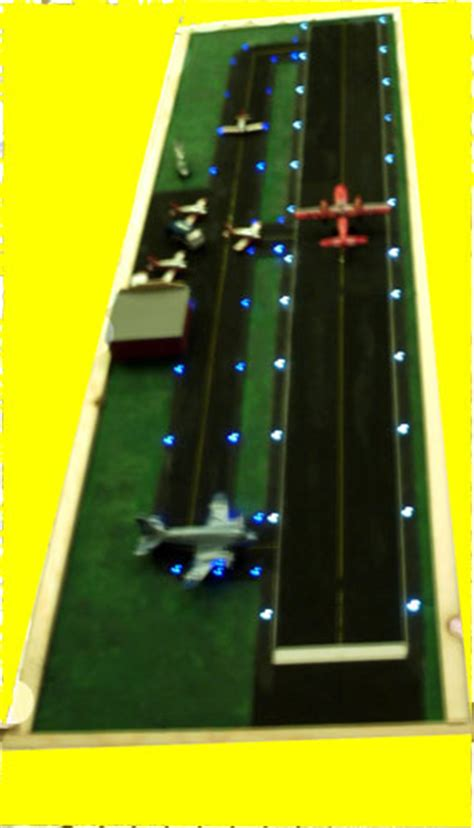 model airport runway lights airport model runways and accessories