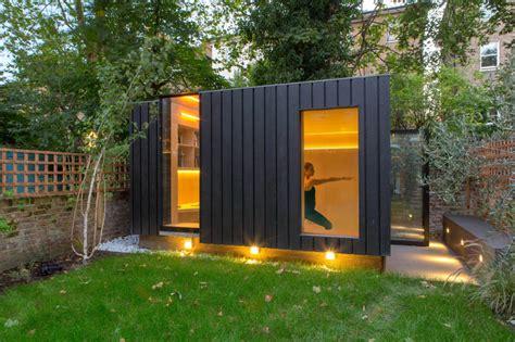 shadow shed garden yoga studio  neil dusheiko
