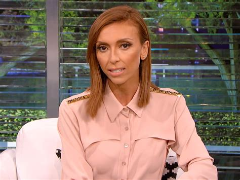 whats wrong with guiliana rancics face giuliana rancic on fashion police death threats