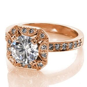 gold engagement rings in louisville
