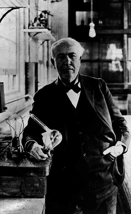when did edison invent the light bulb april 2010 bulb light
