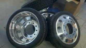 Custom Commercial Truck Wheels Tennessee Wheel Tire Semi Dually Wheels