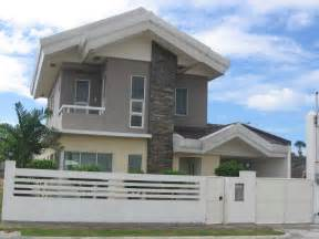 house design sles philippines modern 2 storey house designs philippines
