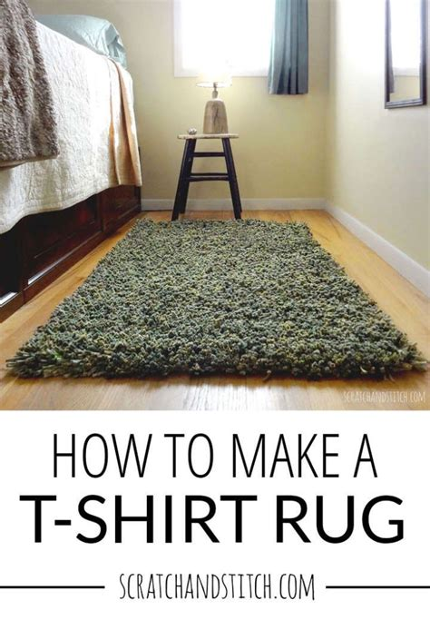 how to make a rug from t shirts the t shirt rug the o jays rugs and make a rug