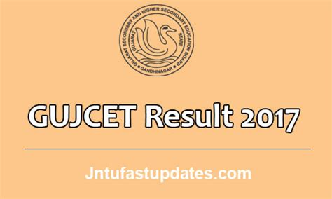 Gujarat Common Entrance Test For Mba 2017 by Gujcet Result 2017 Declared Gujarat Common Entrance Test