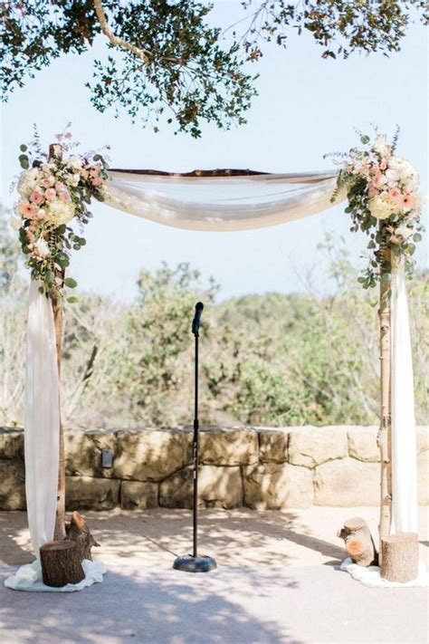 Wedding Arch Backdrop Ideas by 10 Stunning Wedding Arch Ideas For Your Ceremony