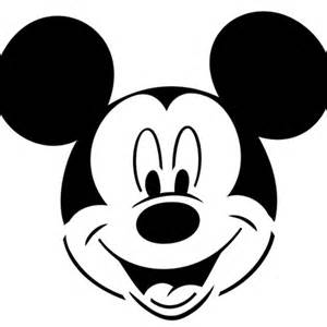 gallery for gt mickey mouse pumpkin template