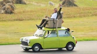 Mini Cooper Mr Bean Mr Bean
