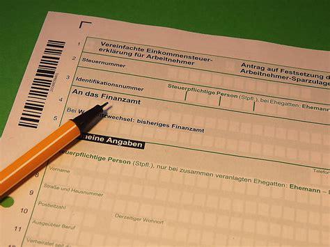 wann muss ich eine steuererklärung machen vdk schlie 223 t abkommen mit lohnsteuerhilfe sozialverband