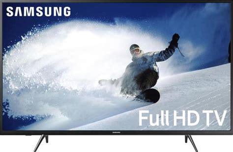 samsung 43 quot class led j5202 series 1080p smart hdtv black un43j5202afxza best buy