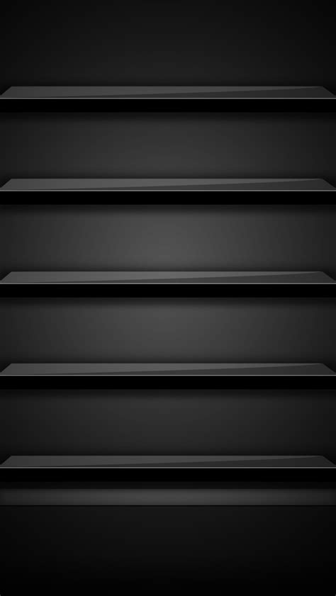 Iphone 5 Shelf Wallpaper by Dribbble Show And Tell For Designers