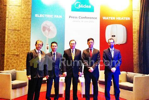 Kipas Water midea luncurkan dua produk home appliance hemat energi