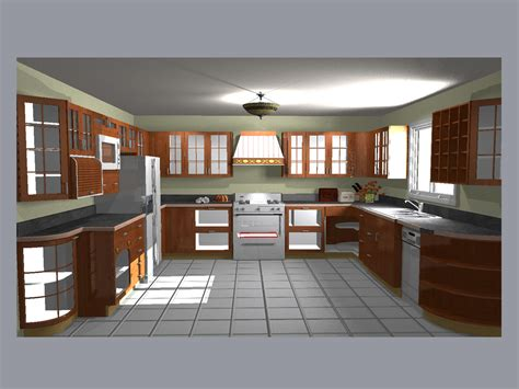 2020 kitchen design 20 20 kitchen design yulia degtiar 3d 2d graphic designer