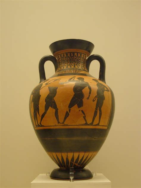 Museum Vases by Ourtravelpics Travel Photos Series Athens