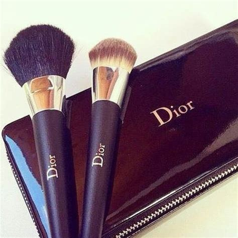 dior makeup brushes pictures   images  facebook tumblr pinterest  twitter