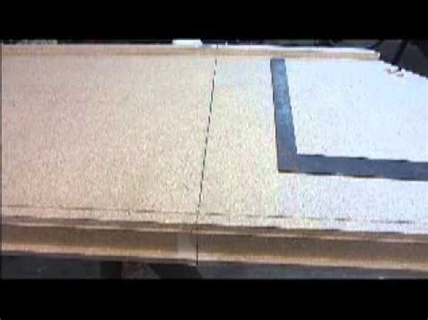Cutting Laminate Countertop by Cutting A Laminate Countertop Diy