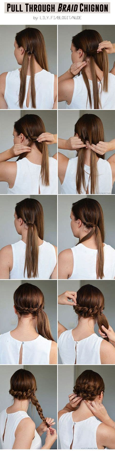 diy hairstyles casual best 25 casual braided hairstyles ideas on pinterest
