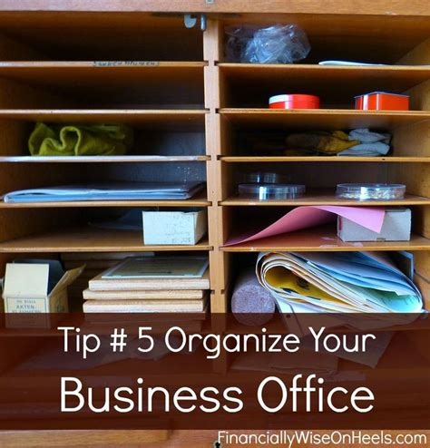 how to organize your office and keep it that way 123 best financially wise on heels images on pinterest