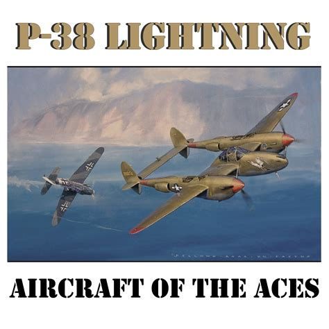 p 38 lightning aces of the pacific and p 38 national association