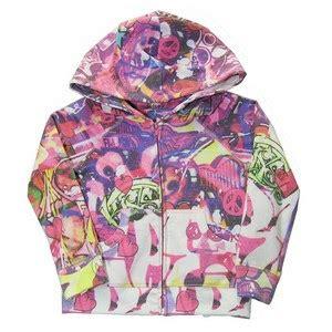 Jaket Sweater Wanita Pink Jk1084 desain jaket grafity