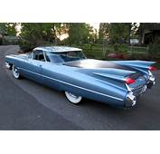 Finned Truck 1959 Cadillac DeVille