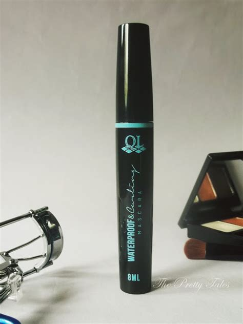 Maskara Ql Ql Waterproof Curling Mascara Review The Pretty Tales