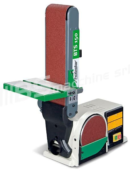 levigatrici da banco levigatrice a nastro e disco da banco 915 x 100 mm diam