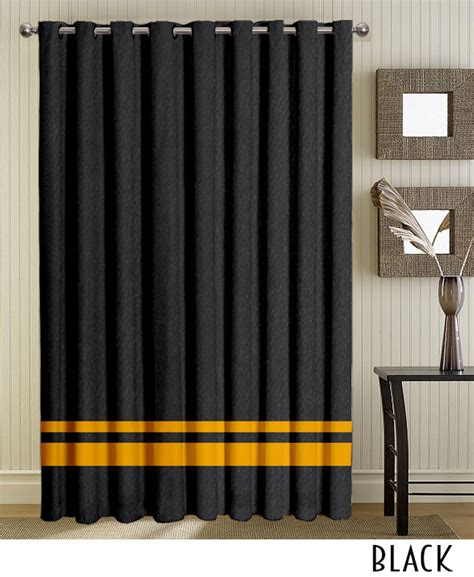 striped grommet curtains striped brown grommet curtain