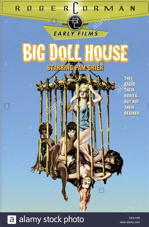 big doll house 1971 movie poster big doll house 1971 stock photo royalty free image