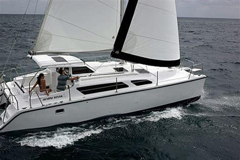 gemini catamaran blog gemini cat president s interview go sailing with sailtime