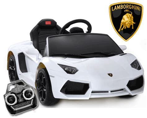Kid Lamborghini Buy Electric Cars Childs Battery Powered Ride On Toys