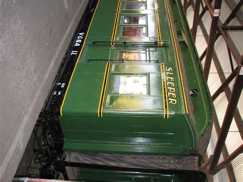 National Rail Sleeper by 50th Anniversary Of The National Railway Museum Adelaide