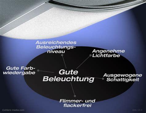 beleuchtung beratung ergonomie medien didaktik beratung licht beleuchtung