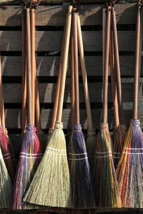Handcrafted Brooms - beautiful handcrafted brooms