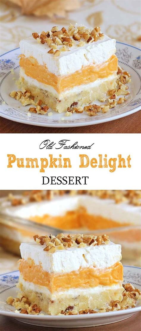 17 best ideas about pumpkin delight on pinterest canned pumpkin recipes pumpkin dessert and
