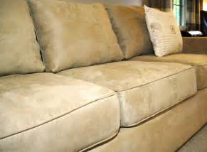 clean polyester fiber couch how to make an old couch new again for 10 living rich