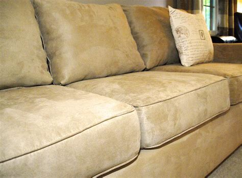 diy couch cushions update on how to make an old couch new for 10