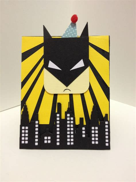 happy birthday batman design 333 best super hero cards images on pinterest homemade