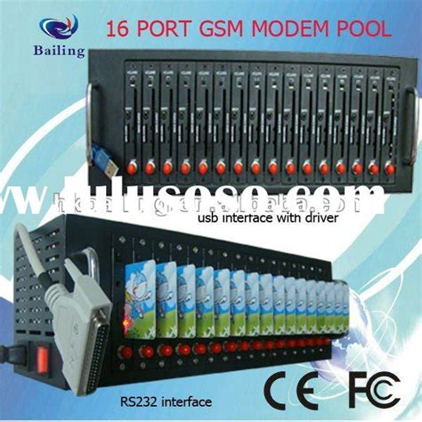 Modem Pool Serial Murah 16 Port Serial rs232 modem pool rs232 modem pool manufacturers in lulusoso page 1