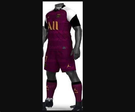 nouveaux maillots de football