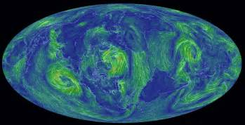 earths map hypnotic wind map captures earth s heavenly currents the register