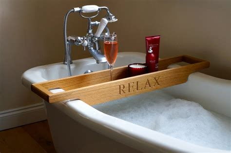 bathtub racks wooden bath racks makemesomethingspecial co uk