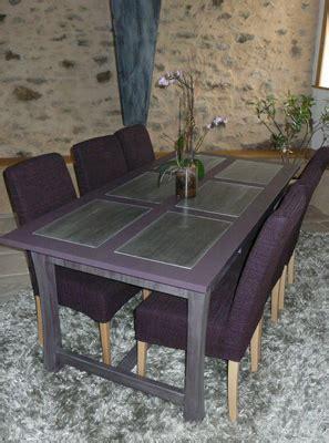Comment Moderniser Une Cuisine En Chene 272 renover une table basse en bois et carrelage rc15