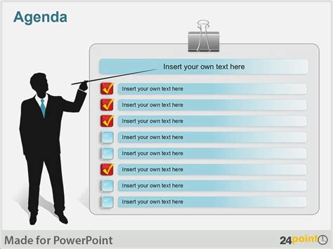 Agenda Powerpoint Template Sweatsweat Info Presentation Agenda Template