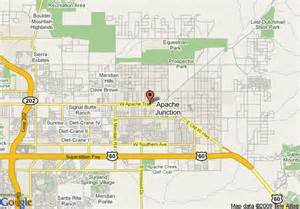 map of apache junction arizona map of best western apache junction inn apache junction
