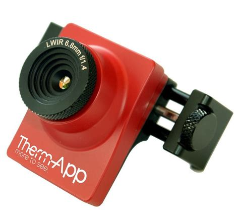 thermal app cape instrument services therm app thermal imaging