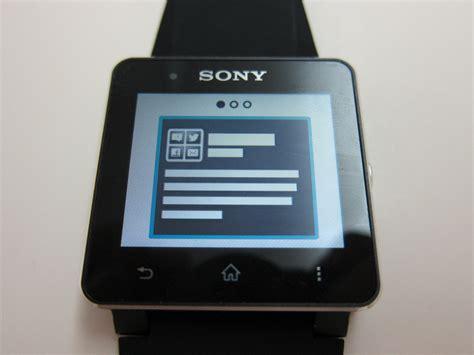 Sony Smartwatch 1 sony smartwatch 2 review 171 lesterchan net